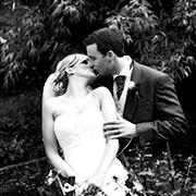 carima and steve wedding photo