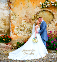 Villa Catignano, Siena - Heather & Tom
