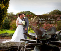 Arley Hall album - Sylvia & Darius